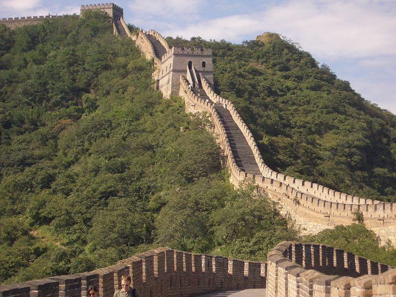 Великая Китайская стена история создания