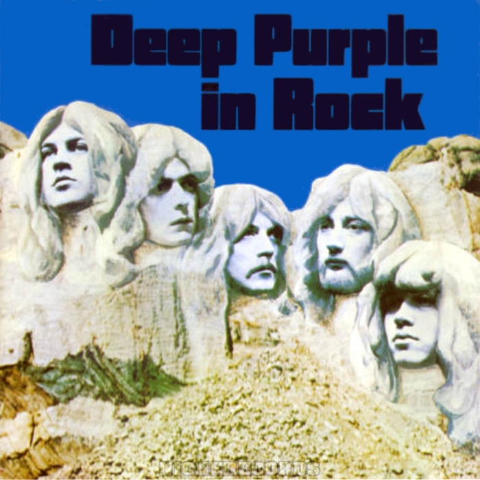 гора Рашмор Deep Purple In Rock