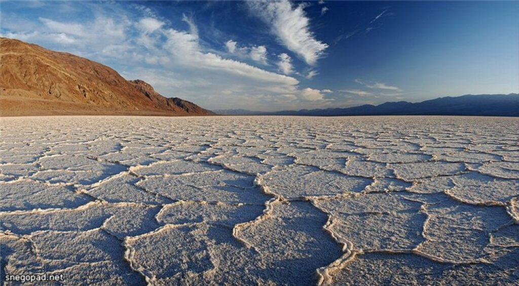 пустыня мохаве долина смерти