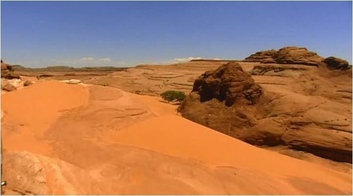 пустыня мохаве фото