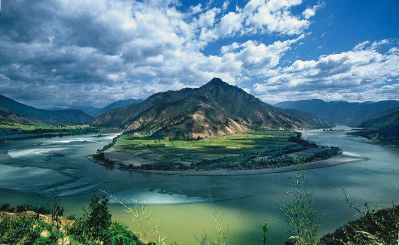 янцзы Китай фото