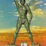 Колосс Родосский — великое чудо света