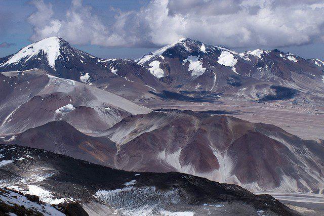 Охос-дель-Саладо высота
