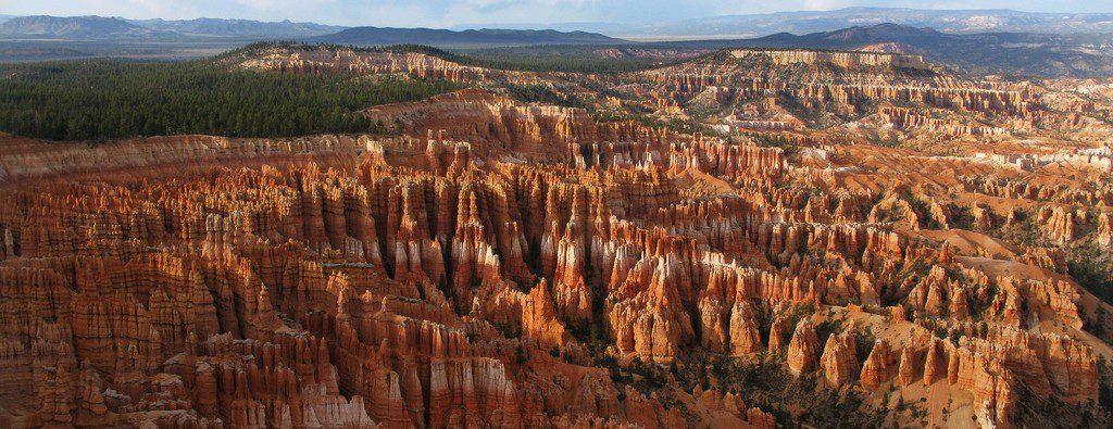 брайс-каньон США