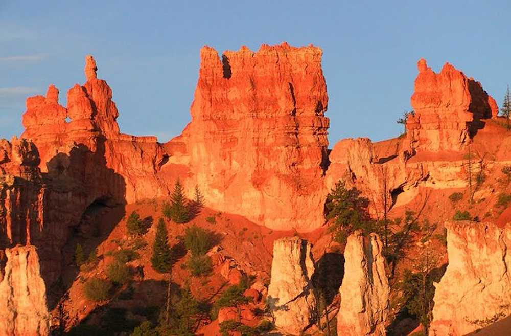 брайс-каньон америка
