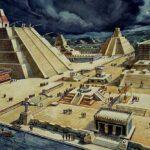 Теночтитлан — столица ацтекского народа