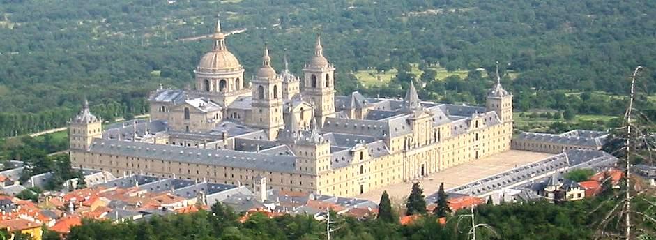 Эскориал Испания