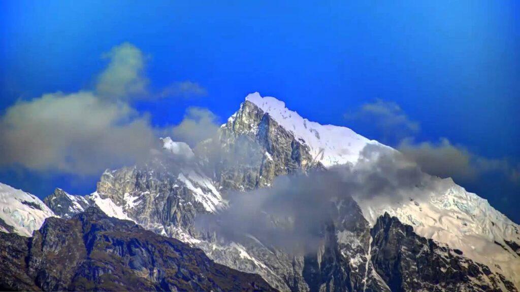 Джомолунгма Непал
