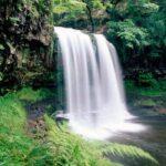 Агурские водопады — достопримечательность Сочи