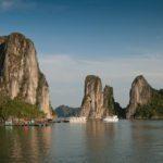 Бухта Халонг (Вьетнам) — бухта 1000 островов