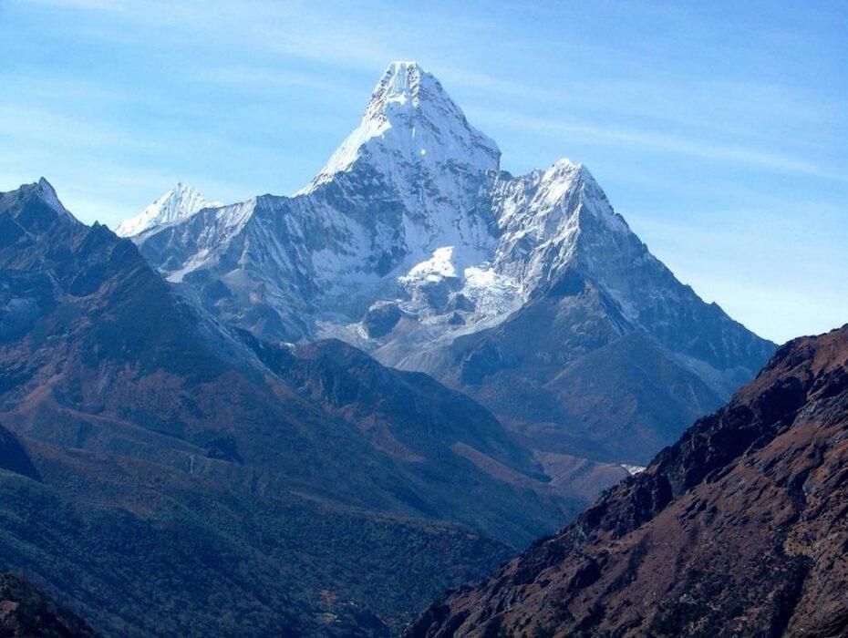 Джомолунгма Эверест