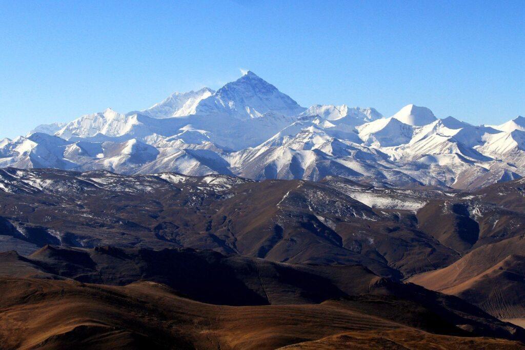 Джомолунгма Гималаи