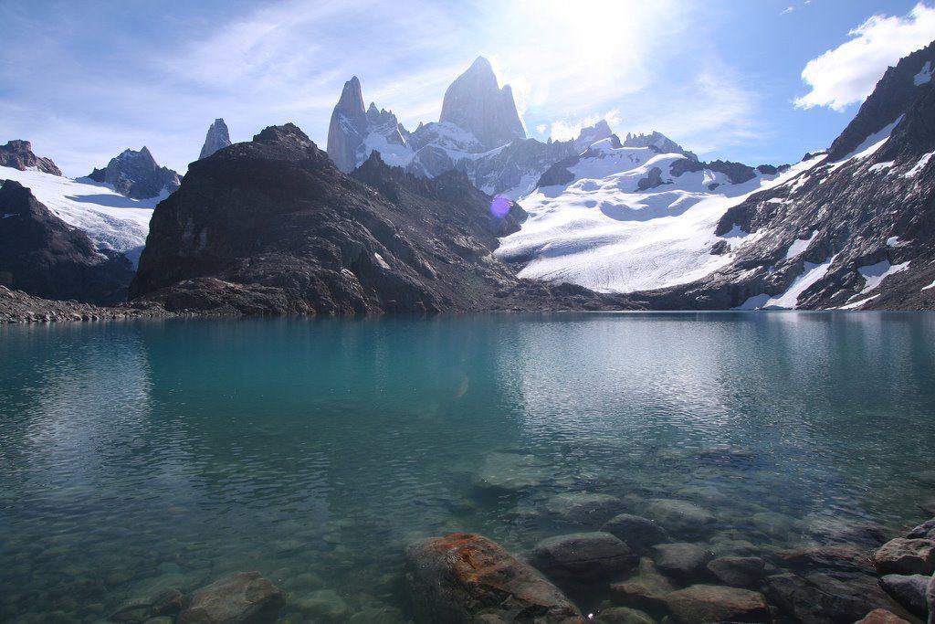 Лос-Гласьярес Аргентина фото