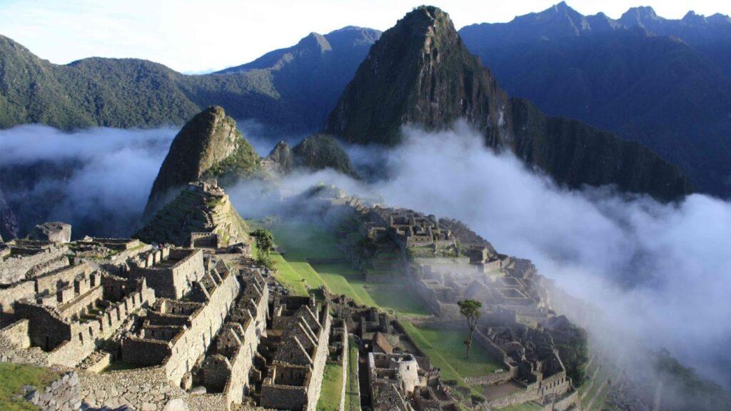 Мачу-Пикчу Южная Америка