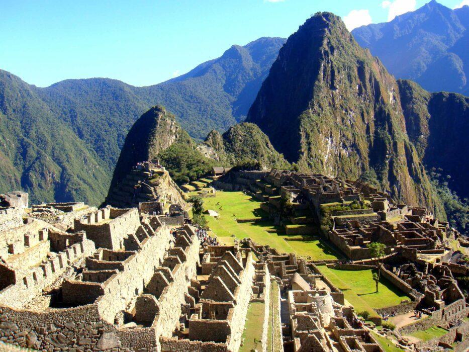 Мачу-Пикчу где находится