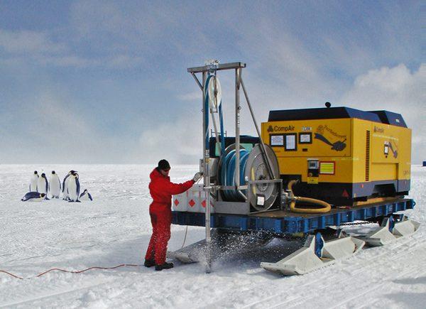 Озеро-Восток в Антарктиде