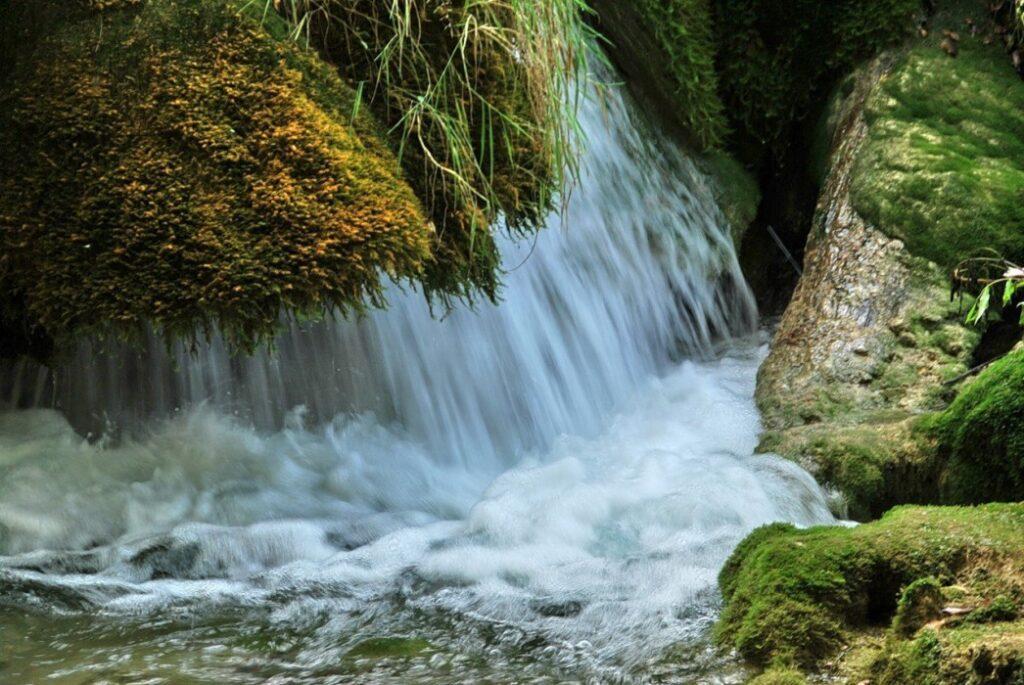 Плитвицкие озёра национальный парк