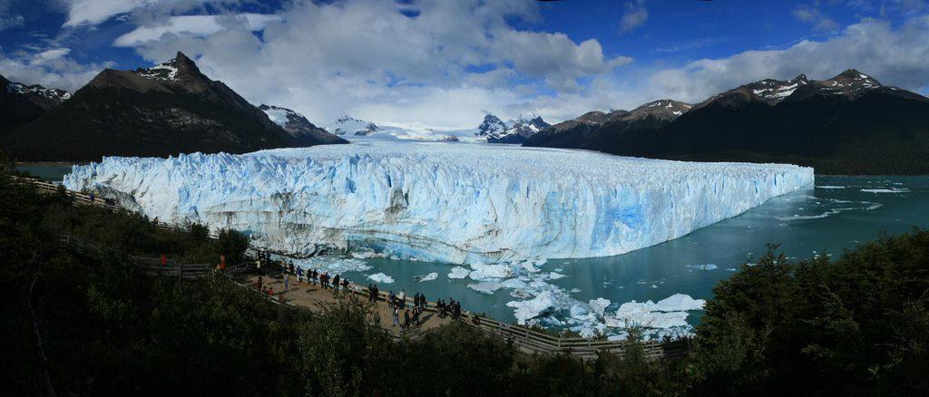 Экскурсии на ледник Перито Морено