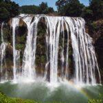 Водопад Хуангошу — высочайший водопад Китая
