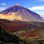 Вулкан Тейде — главная вершина Тенерифе