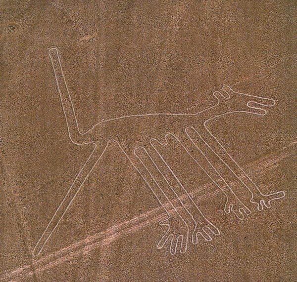 геоглифы пустыни Наска