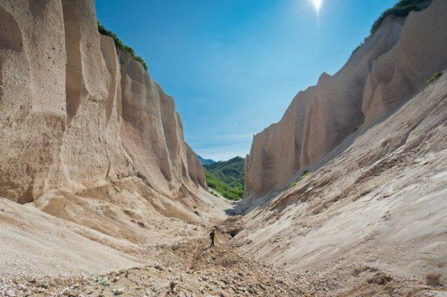 кутхины баты белые скалы камчатка