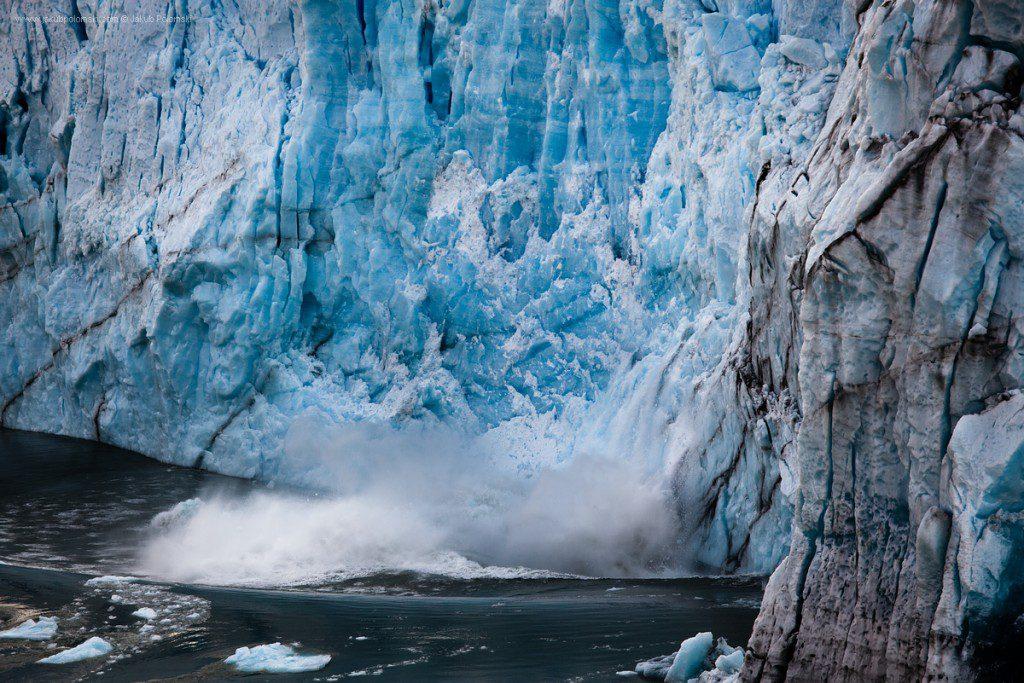 ледник Перито Морено Аргентина