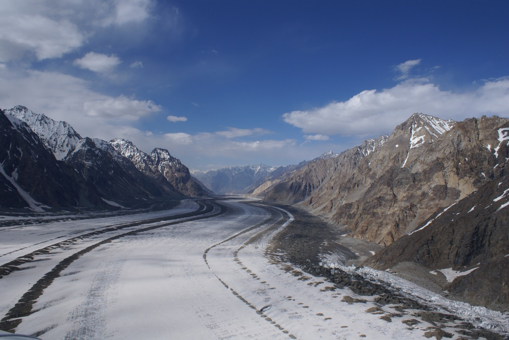 ледник Федченко Памир фото