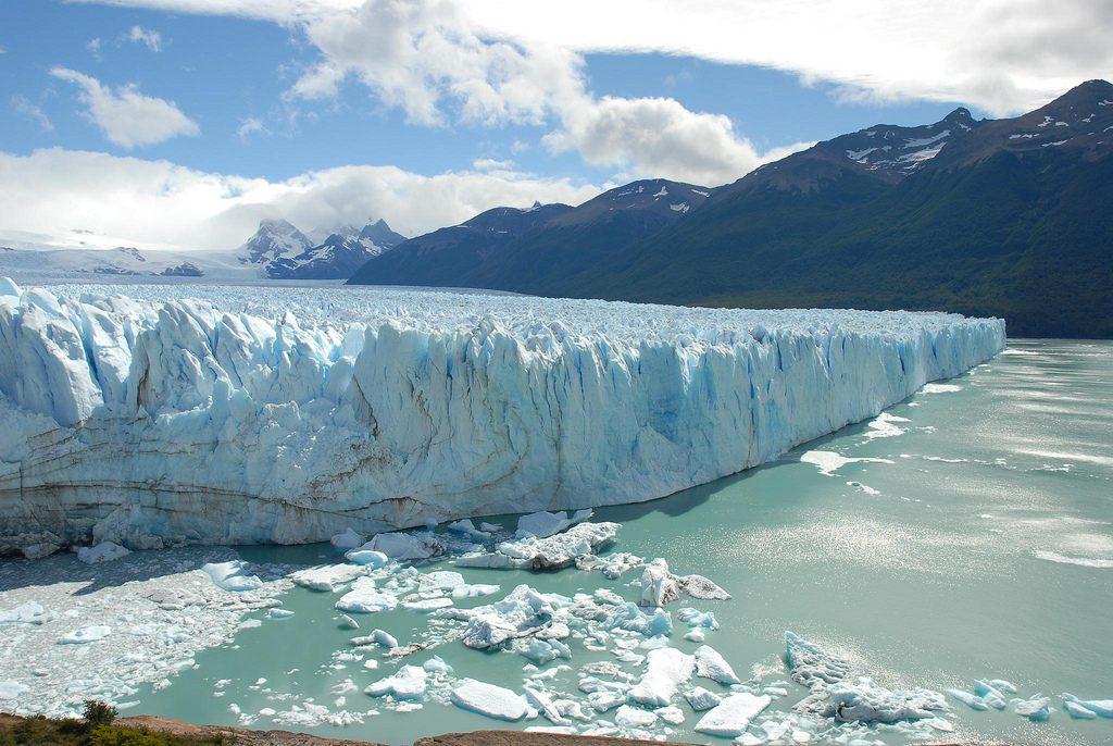 ледник перито морено патагония Аргентина