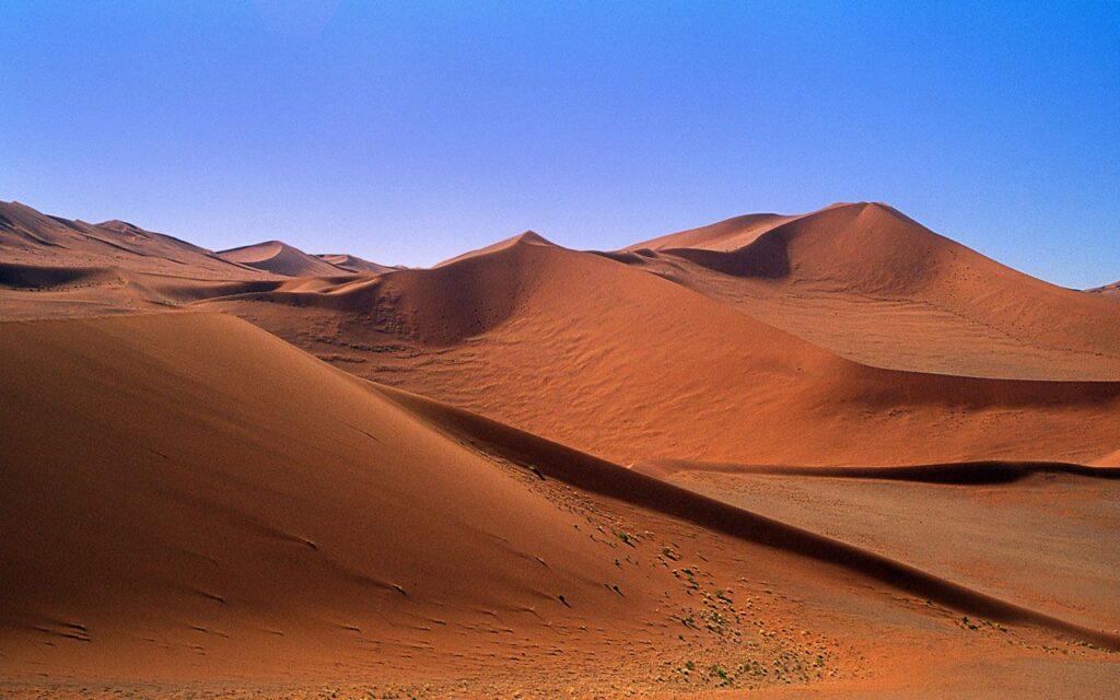 пустыня Намиб Африка