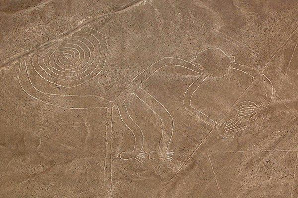 пустыня Наска фото