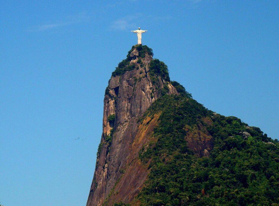 статуя Христа-Искупителя Рио