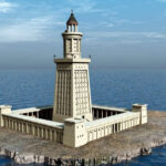Александрийский маяк — чудо света