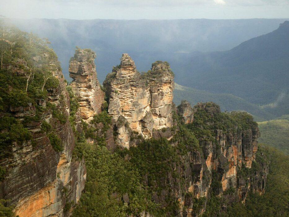 Три Сестры в Австралии