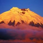 Вулкан Котопахи — высочайший активно действующий вулкан