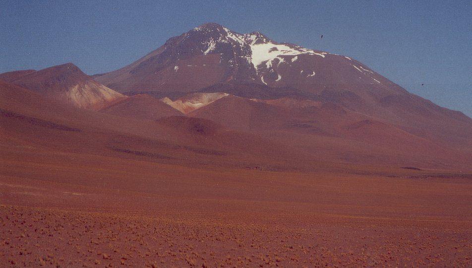 вулкан Льюльяйльяко  потухший или действующий
