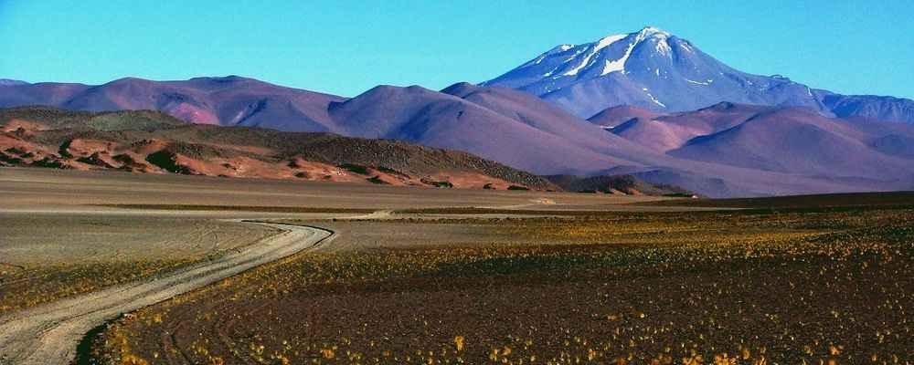 вулкан Льюльяйльяко фото