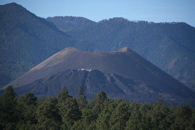 вулкан Парикутин фото