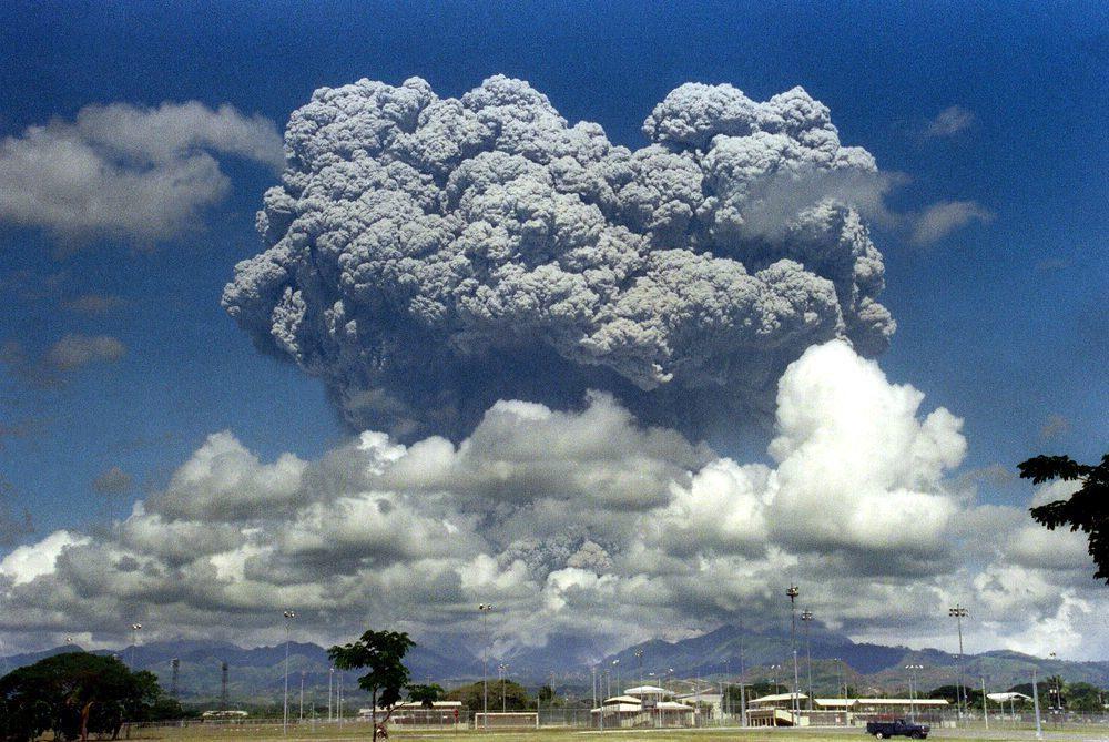 вулкан Пинатубо