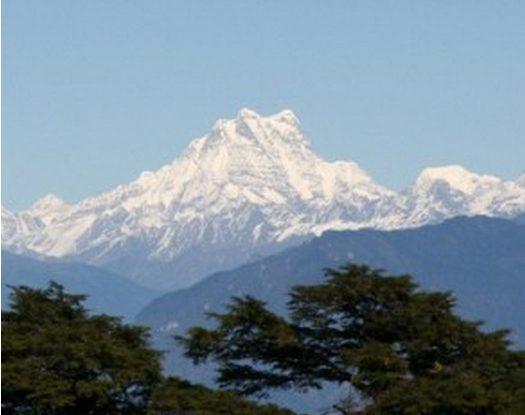 гора Гангкхар-Пуенсум