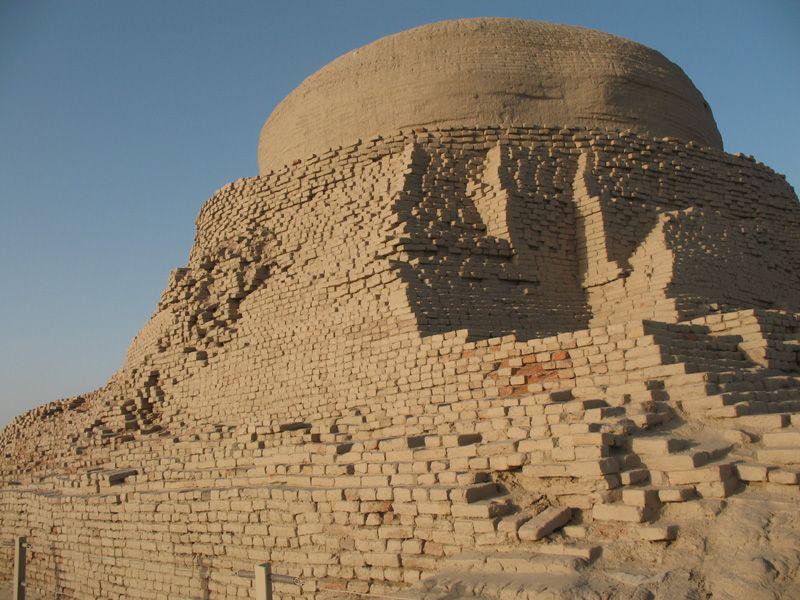 древний город мохенджо даро