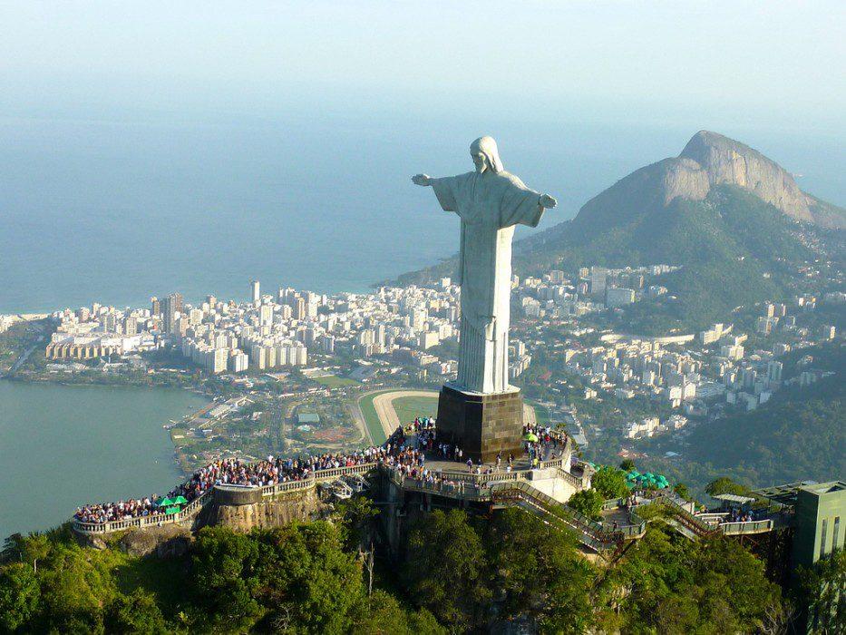 достопримечательности Бразилии фото и описание