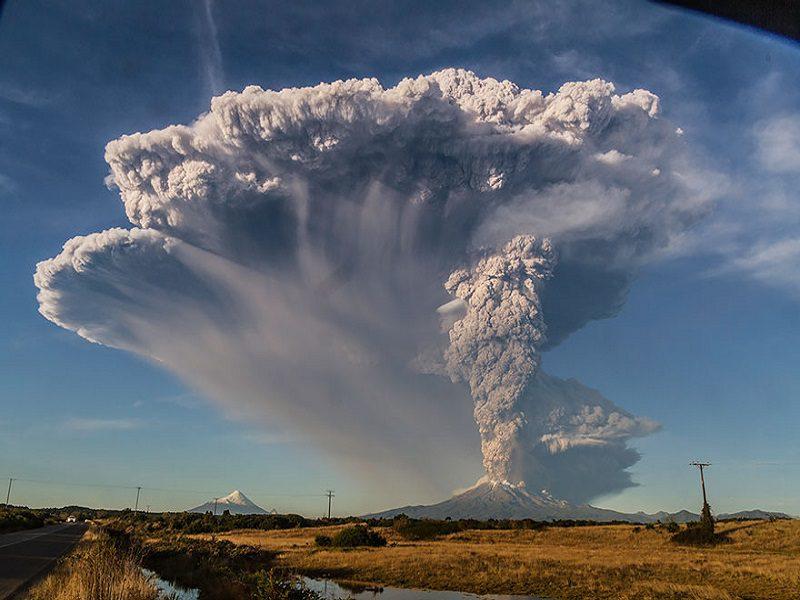 извержение вулканов доклад по ОБЖ