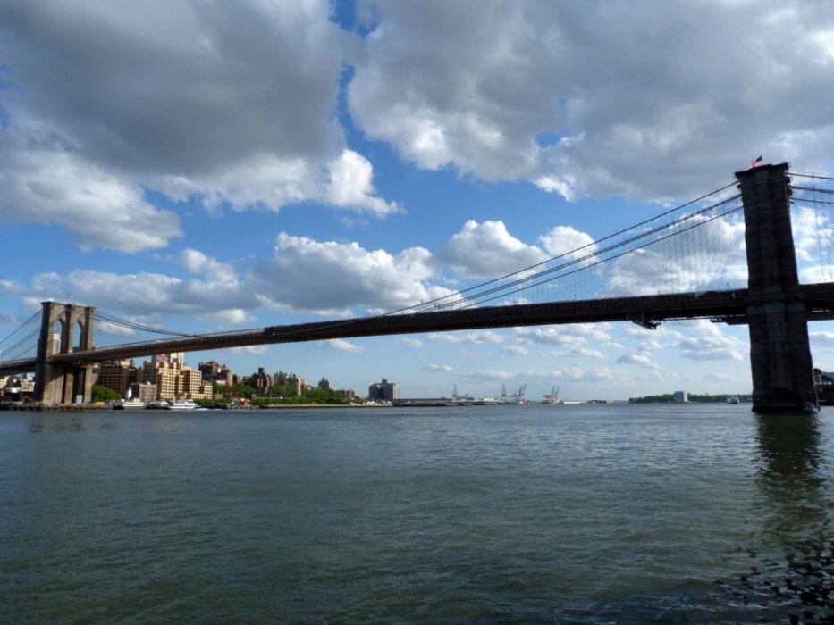 Бруклинский мост Бруклин