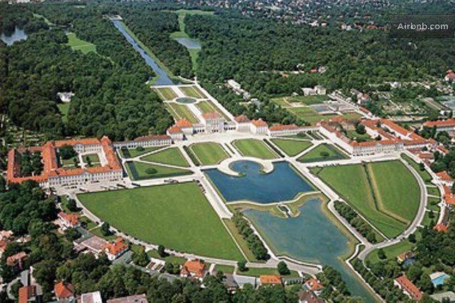 Нимфенбург парк