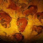 Пещера Альтамира и каменные рисунки бизонов