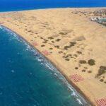 Дюны Маспаломаса в Испании