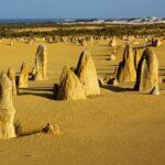 Те-Пиннаклс — пустыня загадочных скал
