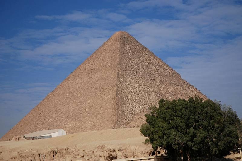пирамиды Гизы Египет