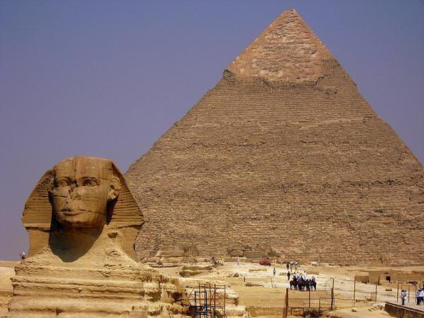 Египетские пирамиды интересные факты